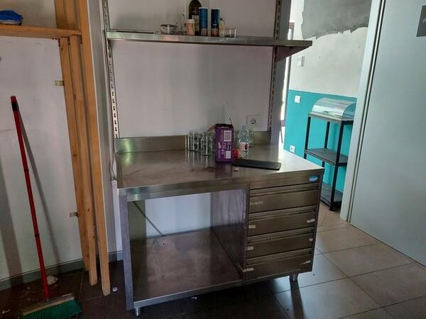 1#6278 Bancone bar con attrezzature in vendita - foto 18