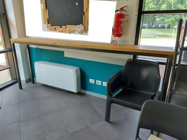 1#6278 Bancone bar con attrezzature in vendita - foto 31