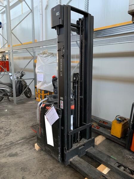 1#6281 Carrello elevatore BT SPE 160 in vendita - foto 4