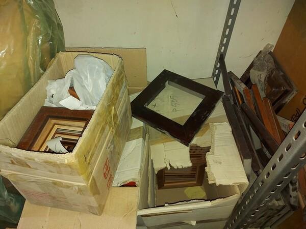 1#6283 Prodotti finiti in ceramica e scaffalature in vendita - foto 38