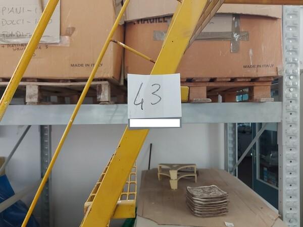 1#6283 Prodotti finiti in ceramica e scaffalature in vendita - foto 39