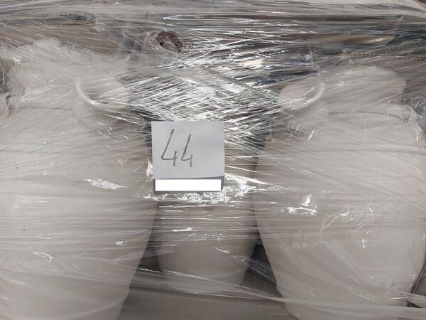 1#6283 Prodotti finiti in ceramica e scaffalature in vendita - foto 43