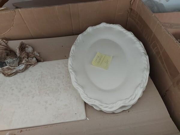 1#6283 Prodotti finiti in ceramica e scaffalature in vendita - foto 45