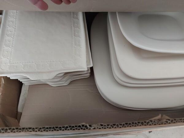 1#6283 Prodotti finiti in ceramica e scaffalature in vendita - foto 46
