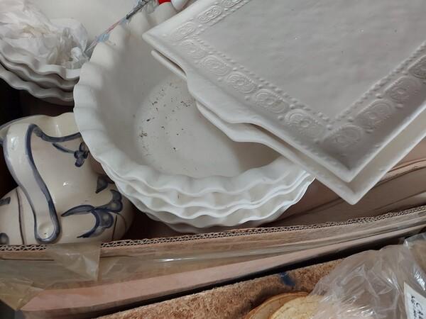 1#6283 Prodotti finiti in ceramica e scaffalature in vendita - foto 48