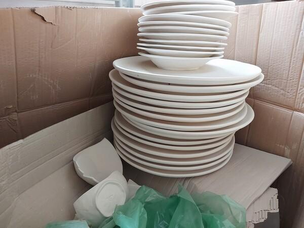 1#6283 Prodotti finiti in ceramica e scaffalature in vendita - foto 49