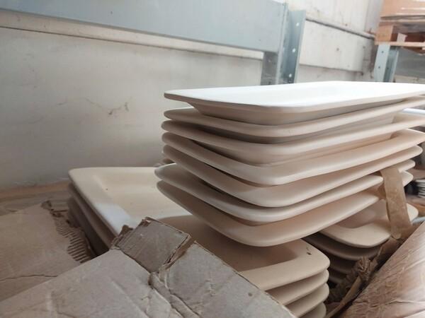 1#6283 Prodotti finiti in ceramica e scaffalature in vendita - foto 54