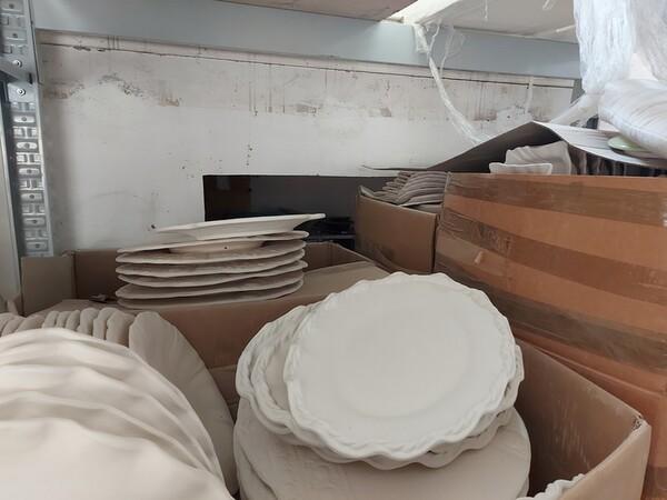 1#6283 Prodotti finiti in ceramica e scaffalature in vendita - foto 60