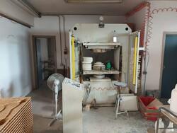 CMRM hydraulic press - Lote 3 (Subasta 6283)
