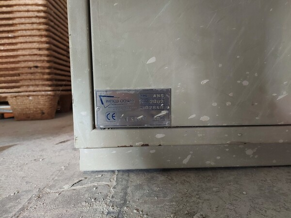 3#6283 Pressa oleodinamica CMRM in vendita - foto 4