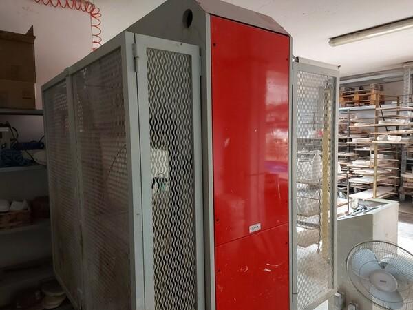 3#6283 Pressa oleodinamica CMRM in vendita - foto 5
