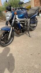 Yamaha motorbike - Lot 1 (Auction 6284)