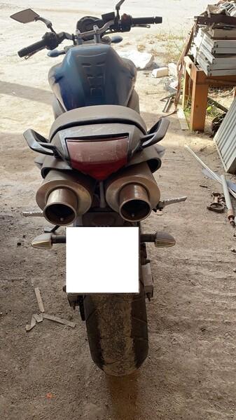 1#6284 Motocicletta Yamaha in vendita - foto 3