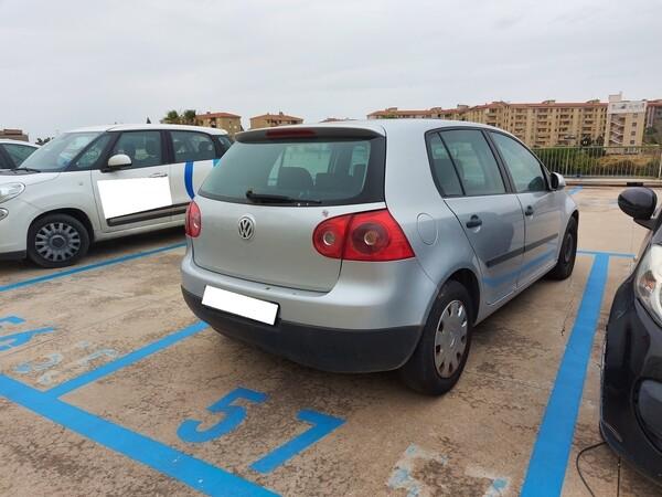 3#6284 Autovettura Volkswagen Golf in vendita - foto 5