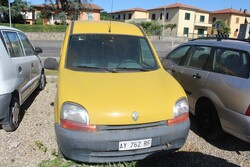 Furgone Renault Kangoo
