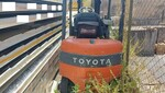 Toyota forklift - Lot 12 (Auction 6287)