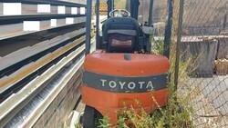 Carrello elevatore Toyota - Lotto 12 (Asta 6287)