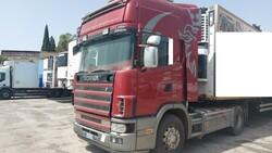 Trattore stradale Scania