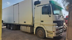 Sale of a company branch operating in road freight transport - Lot 1 (Auction 6288)