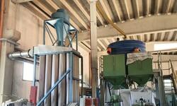 Eldan Recycling tire granulation plant - Lot 1 (Auction 6291)