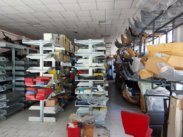 1#6295 Magazzino di ricambi auto in vendita - foto 38