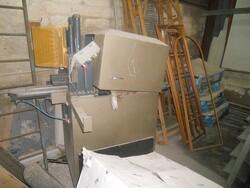 Macchinari per la lavorazione del ferro e del vetro - Lotto 38 (Asta 6304)