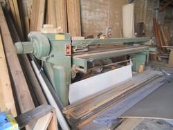 Stock di macchinari per la lavorazione del legno - Lotto 42 (Asta 6304)