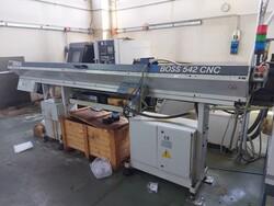 Caricatore di barre Iemca Boss 542 CNC