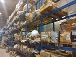 Stock di arredi e attrezzature deposito di Pace del Mela - Lotto 4 (Asta 6314)