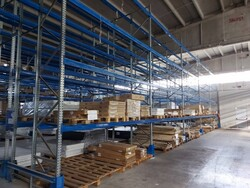 Industrial shelving rod and logistics equipment - Lot 0 (Auction 6315)