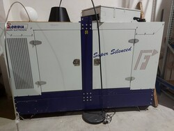 Floridia FA120 generator set - Lot 4 (Auction 6315)