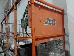 Piattaforma aerea JLG
