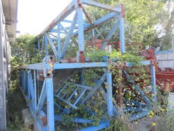 Raimondi tower crane and construction equipment - Auction 6319