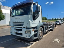 Iveco Stralis 430 truck - Lot 13 (Auction 6327)