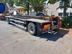 Zorzi trailer - Lot 15 (Auction 6327)