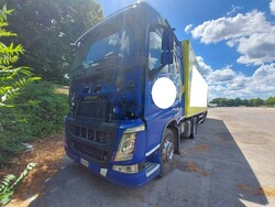 Volvo fh 500 road tractor - Lot 18 (Auction 6327)