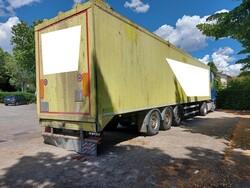 Bartoletti semi trailer - Lot 19 (Auction 6327)