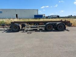 Industrie Rimorchi Verona trailer - Lot 20 (Auction 6327)