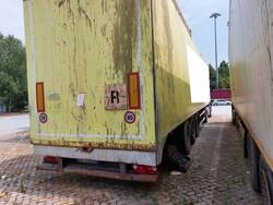 Bartoletti semi trailer - Lot 4 (Auction 6327)