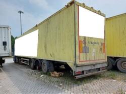Zorzi semi trailer - Lot 5 (Auction 6327)