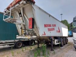 Semi trailer Stas - Lot 6 (Auction 6327)