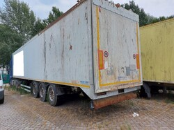 Piacenza Rimorchi trailer - Lot 9 (Auction 6327)