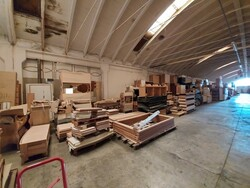 Furniture warehouse inventory - Lot 2 (Auction 6329)