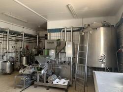 Macchinari e attrezzature per la lavorazione del latte-caseificio - Lotto 0 (Asta 6331)