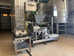 Comat stretching forming machine - Lote 1 (Subasta 6331)