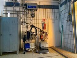 Sistema di pulizia Nilfisk Alto - Lotto 12 (Asta 6331)