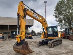 JCB excavator - Lot 1 (Auction 6332)