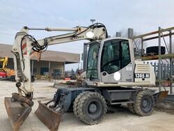 Terex excavator - Lot 3 (Auction 6332)