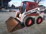 Gehl wheel loader - Lot 4 (Auction 6332)