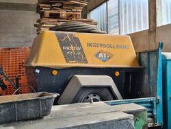 Compressor Ingersoll Rand - Lot 11 (Auction 6336)